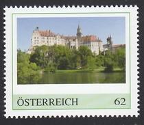 ÖSTERREICH 2014 ** Schloss Sigmaringen An Der Donau In Baden Württemberg - PM Personalisierte Marke MNH