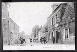 CPA 60 - Catenoy, La Rue - France