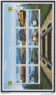 O31 Dominica - MNH - Transport - Trains
