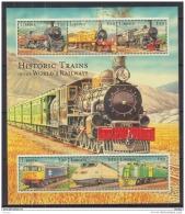 O31 Liberia - MNH - Transport - Trains