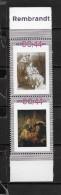 Timbres Personnalisés.Personnalités.Rembrandt. - Period 1980-... (Beatrix)