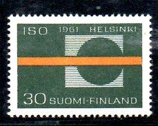 XP2455 - FINLANDIA 1961 , Unificato Serie 511  ***