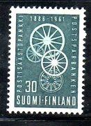 XP2457 - FINLANDIA 1961 , Unificato Serie 510  ***