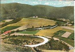 CPM/CPSM - LUZY - CR 29 - Route Serpent Et Le Mont Beuvray - Otros Municipios