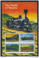 P31 Grenada - MNH - Transport - Trains