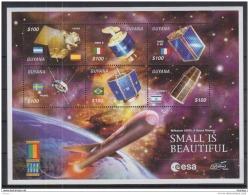 P31 Guyana - MNH - Space