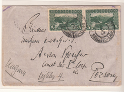 Bosnia / Railways / Hungary