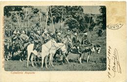 CHILI - Caballeria Mapuche. - Chile