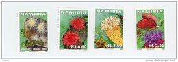 Namibie-2001-Anémones-YT 923/26***MNH-