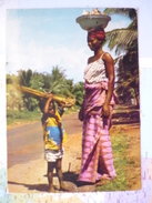 Abidjan Scène Typique à Vridi - Côte-d'Ivoire
