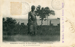 CONGO(LIKOUALA MOSSAKA) TYPE(NUE) - Congo - Brazzaville