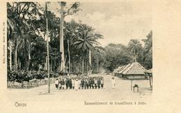 CONGO(JREBA) - Congo - Brazzaville