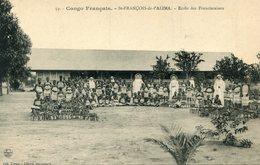 CONGO(SAINT FRANCOIS DE L ALIMA) - Congo - Brazzaville