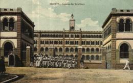 A 4583 - Tunisie   Bizerte     Caserne Des Tirailleurs