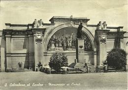 San Colombano Al Lambro (Milano) Monumento Ai Caduti, War Memorial - Monza