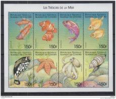 T31 Comoros - MNH - Marine Life
