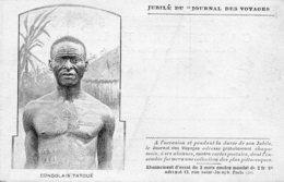 CONGO(TYPE) TATOUAGE - Congo - Brazzaville