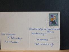 66/602   BRIEFKAART  NED. - Period 1949-1980 (Juliana)