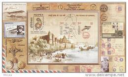 Inde 2011 - Bloc 100 Ans Poste Aerienne Neuf**(d)