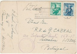 Private Card * Dr. Kurt Lohwag * Austria * 1951