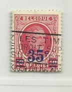 Timbre Belgique Roi Albert I    N° 247 - 35c Sur 40c - 1922-1927 Houyoux