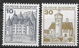 Bund 1987 / MiNr.   913 , 914 A II   ** / MNH   (e526)