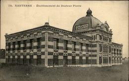 92 - NANTERRE - Etablissement Du Docteur Pierre - Alcool De Menthe - Nanterre