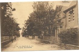 44  LA  BAULE    AVENUE  BOUCHARDAT - La Baule-Escoublac