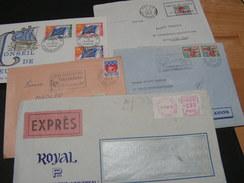 France 5 Alte Auch Express Briefe - Lots & Kiloware (max. 999 Stück)