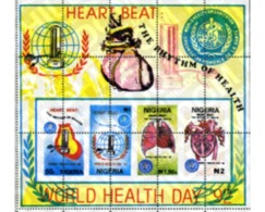 Ref. 368376 * MNH * - NIGERIA. 1992. WORLD DAY OF HEALTH . DIA MUNDIAL DE LA SALUD
