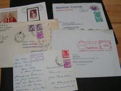 Italy  5 Briefe - Lots & Kiloware (max. 999 Stück)