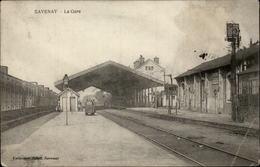 44 - SAVENAY - Gare - Savenay