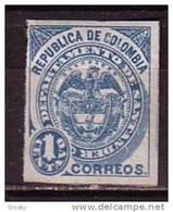 PGL - COLOMBIA SANTANDER Yv N°7 (*)