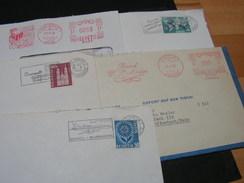 CH   5 Briefe - Vrac (max 999 Timbres)