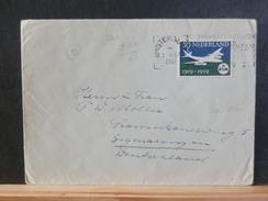 66/636   BRIEF NED.  1960  NAAR DUITSLAND - Period 1949-1980 (Juliana)
