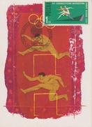 POLOGNE JEUX OLYMPIQUES De TOKYO 1964