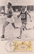 TCHECOSLOVAQUIE JEUX OLYMPIQUES De MELBOURNE 1956