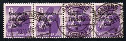 9090 - Alter Briefmarken Im Block - Mi 2A
