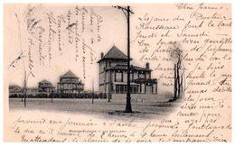 78 - MAISON BLANCHE --  Les Pavillons - Autres Communes
