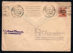3314 - Alter Brief Beleg - Nach Hohenstein Erstthal 1948 ?