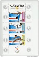 Cap Vert-Cabo Verde-2000-Judo, Course,cyclisme,... JO Sydney-B30***MNH-