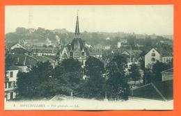 """CPA Montbéliard """" Vue Générale """" LJCP 33 - Montbéliard"""