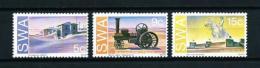 África Del Sudoeste  Nº Yvert  351/3  En Nuevo - África Del Sudoeste (1923-1990)
