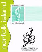 NORFOLK  MNH  KUALA LUMPUR´98