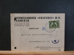66/647   CP BRIEFKAART   19644 NAAR DUITSLAND CENSUUR