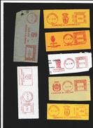 Italia/Italy/Italie: Ema, Meter, 45 Pezzi, 45 Pieces, 45 Pièces, Stemmi Di Città, City Coat Of Arms, Armoiries De Ville