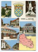 CPM  62 :  VITRY EN ARTOIS  Multi Vues 1970      A    VOIR  !!! - Vitry En Artois
