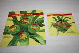 Guyana 2016 Frogs