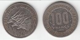 **** GABON - AFRIQUE CENTRALE - CENTRAL AFRICAN STATES - 100 FRANCS 1978 **** EN ACHAT IMMEDIAT !!! - Gabon