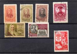 Rusie 1956 - YT 1871 1873 1876 /78 1881 /82 OBL